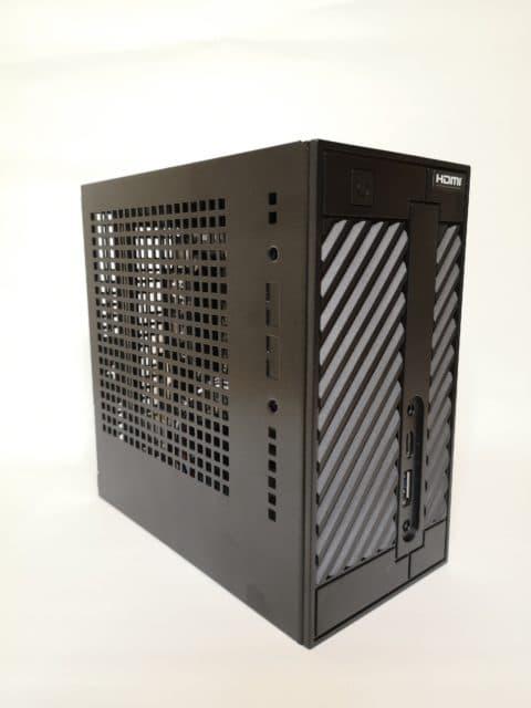ASRock DeskMini A300 組み立て-小型で持ち運びもできるPC