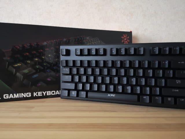 XPG INFAREX K20-エントリーからプロまで使えるキーボード